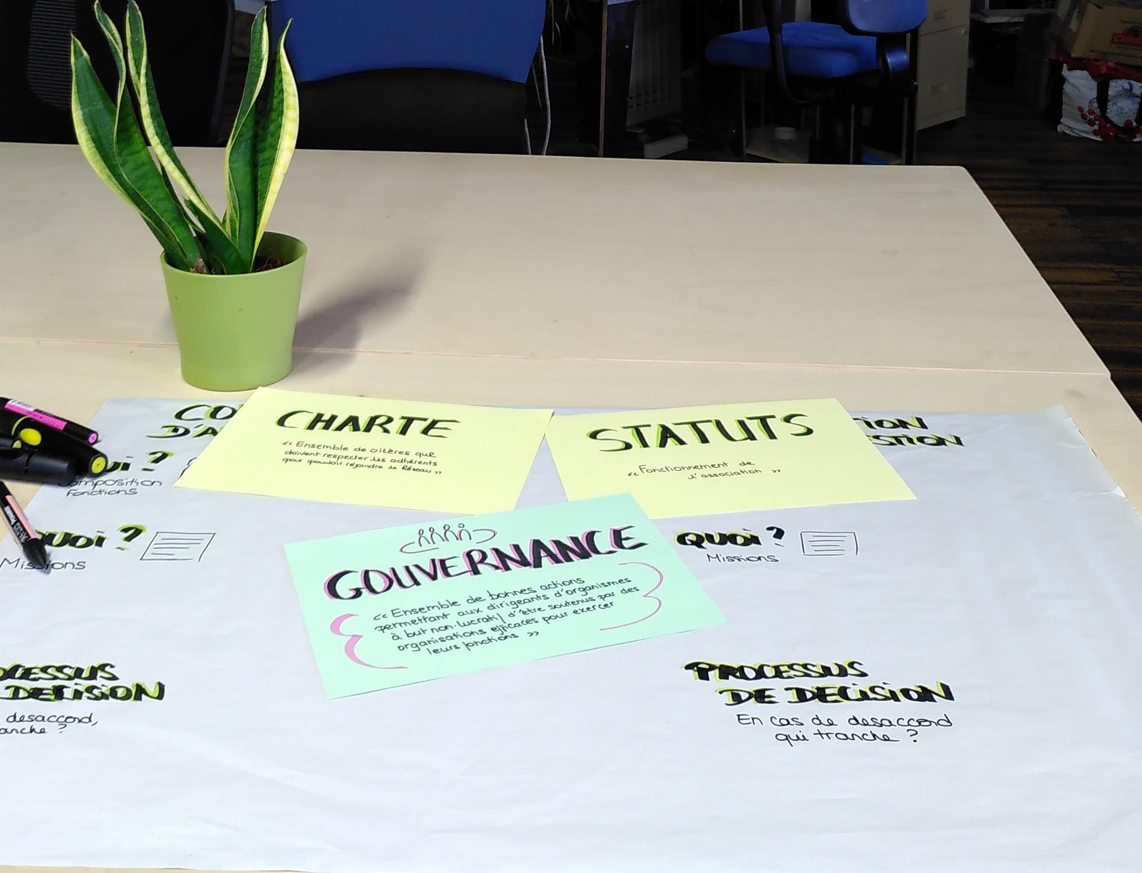 Gouvernance associative : un atelier pour réfléchir et avancer collectivement